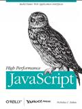 High Performance JavaScript – Nicholas C. Zakas