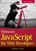 Professional JavaScript for Web Developers – Nicholas C. Zakas