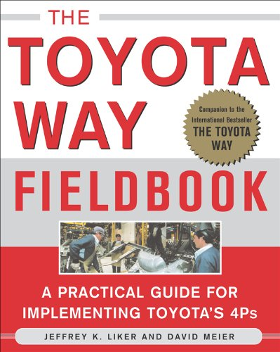 Toyota Way Fieldbook -  Jeffrey Liker