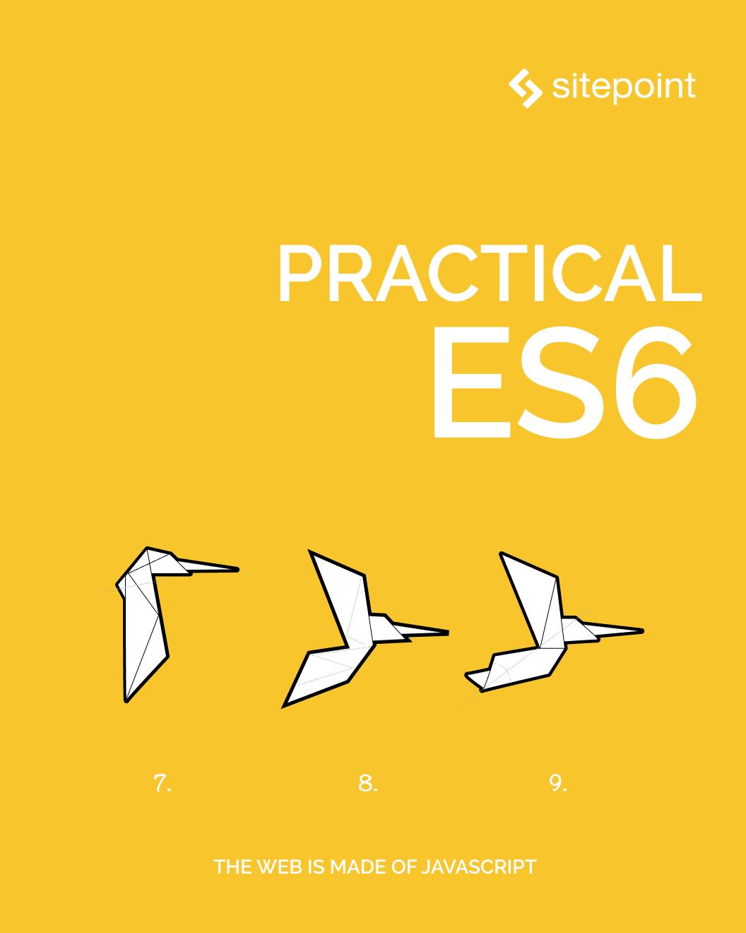 Pratical ES6 - Sitepoint