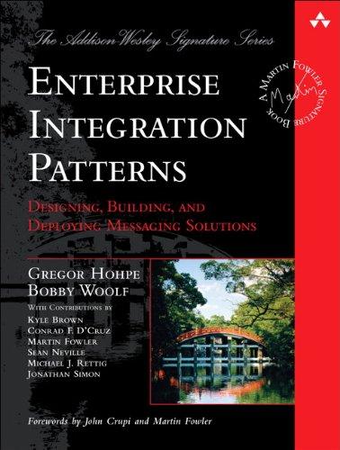 Enterprise Integration Patterns: Designing, Building, and Deploying Messaging Solutions - Martin Fowler