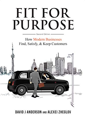 Fit for Purpose: How Modern Businesses Find, Satisfy, & Keep Customers - David J Anderson, Alexei Zheglov