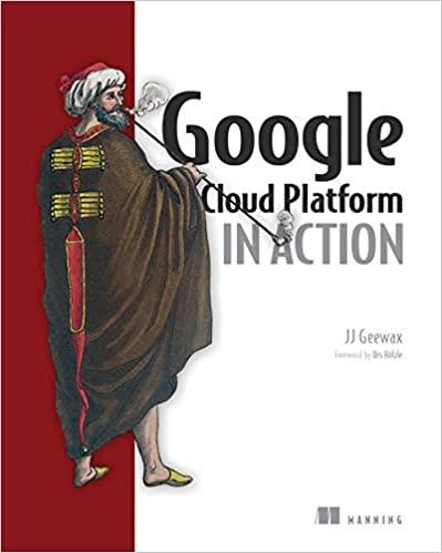 Google Cloud Platform in Action - John Geewax